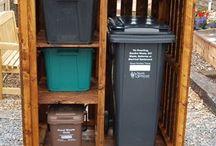 bin sheds
