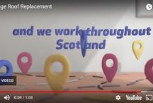 Our Videos / Short videos about the services provided by Garage Roof Scotland