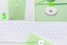 obálky,krabičky