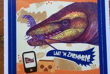 Dinoplaatjes / Scan hier je albert hein dinoplaatjes