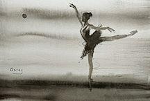 La belleza de la danza ! / La danza !