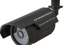 CCTV Kamera Sistemleri / Gece Gündüz Görüşlü Yüksek çözünürlüklü kameralar.