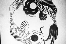 Acuarelas / Dibujos