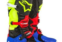 Alpinestars motocross boots / The full collection of Alpinestars boots is available at V1mx.com