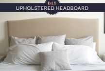 Headboard / by Cathy Brown