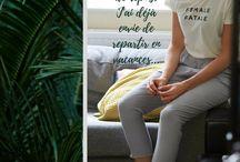 Le style Wess / Nos look books  Mode femme éthique, responsable et végan