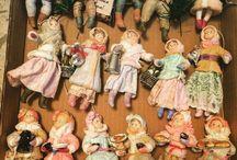 вата текстиль в одежде кукол