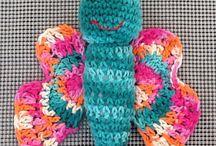 Crochet / Borboleta