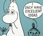 Moomin ❤️