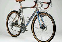 Nice bikes / Verzameling van mooie fietsen. Veelal klassiekers.