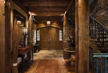 dream house ideas / great ideas for rooms in my dream home / by Calie Vance