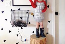 >> w a l l d e c o r << / ideas to spruce up the walls / by Hilary