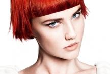 novos cortes e cores de cabelo