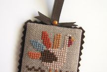 Cross Stitch / by Ashley Garrard Kabir