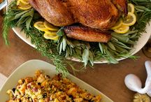 Thanksgiving Recipes / Thanksgiving is about loved ones, so show how much you love them by cooking the perfect meal.