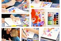 Kids and Creativity (Grown Ups Too!)