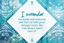 Daily Affirmations cards
