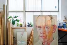 Artist Studios-Painting