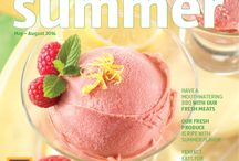 ALDI Colors of Summer / From warm weather essentials to tasty backyard barbecue dishes, here's a peek of our 2014 ALDI Summer Catalog! / by ALDI USA