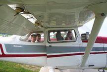 De Plane! De Plane!  Pilot Camp!