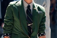 Tomboy style / vêtements femme, avec style ou habits d'hommes