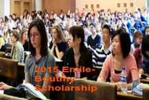 2015 Emile-Boutmy Scholarship & Other Top Scholarships / 2015 Emile-Boutmy Scholarship for International Students in France , and applications are submitted till 20th March, 2015. Sciences Po offers Emile-Boutmy Scholarship for international students from outside the European Union.  - See more at: http://www.scholarshipsbar.com/2015-emile-boutmy-scholarship.html#sthash.LZF2YFUA.dpuf