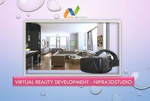 Virtual Reality, 3D Architectural Company in Ahmedabad - Nipra3DStudio