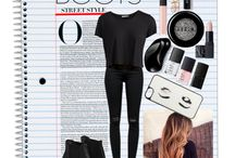 Polvore sets / these are my sets on Polyvore. If you have Polyvore please go follow me!!!