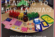 Preschool: Literacy & Language / by Sarah Calvert