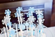 Winter Wonderland Birthday / The perfect winter birthday for your little snowflake!