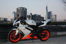 Yamaha R6 / 2 wheel beast
