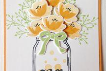 Stampin' Up - Jar of Love
