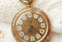 French pendant watch