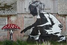 Street Art! / by Sara Thompson