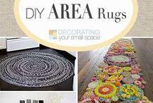 DIY Area Rugs
