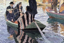 Carl Wilhelmson / by Masterpiece Art