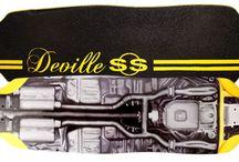 Deville longboards / Longboards