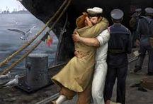 Retro Loďe / staré krásné zaoceánské parníky a lodě