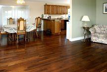 Walnut / Walnut Collection by Gaylord Hardwood Flooring