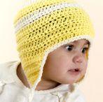 Crochet Hats / by Brenna Marshall