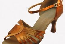 Salsa dansschoenen & Salsashoes / The most beautiful salsa dance shoes