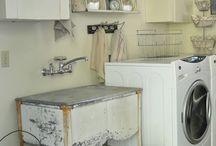 Interior Inspiration - Mud Room|Laundry|Entrance Hall