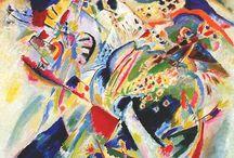 Wassily Kandinsky, Painting No. 201, 1914