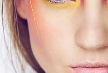 my mia bella's make up / by lulu designs