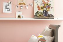 Girls room decor ideas