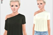 the Sims 3 clothes
