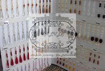 Handmade Jewelry - Χειροποίητα Κοσμήματα / Handmade Jewelry in many designs and colors can be found in stores VALUES ELEFTHERIADOU - Χειροποίητα Κοσμήματα σε πολλά σχέδια και χρώματα θα βρείτε στα καταστήματα ΑΞΙΕΣ ΕΛΕΥΘΕΡΙΑΔΟΥ