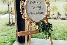 свадьба розовое золото