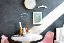 Lovely home / by Chloé Fleury Illustration and Paper Goods