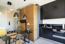 Sleek and Sunny / Turn key spaces with sleek and sunny design. All design and decoration by Viali Design.